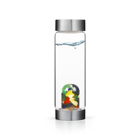 ViA Focus Gem Water Bottle Gem Water Bottle VitaJuwel - Beauty Emporium
