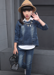 Girls Denim Clothing Sets