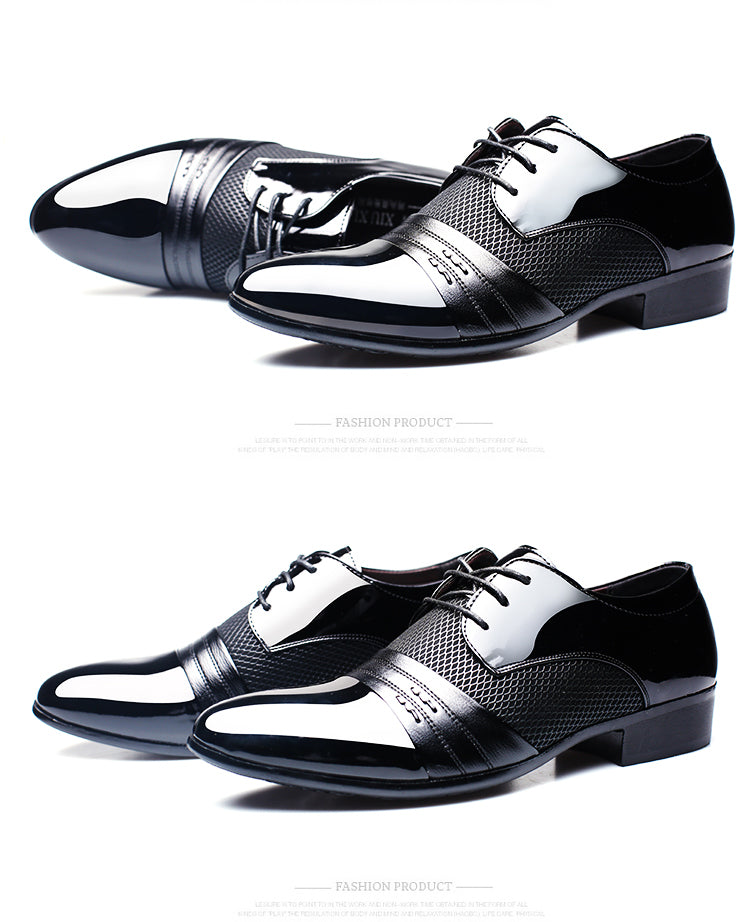 Pointed Toe Dress Shoe