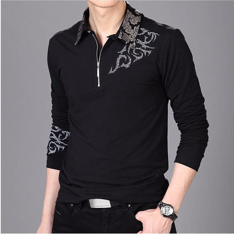 Dragon Embroidery Shirt