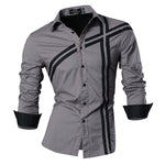 Mens Casual Jeans Shirts
