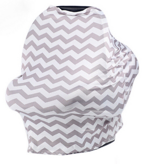 3 in 1 Baby Car Cover Seat  and Nursing Cover