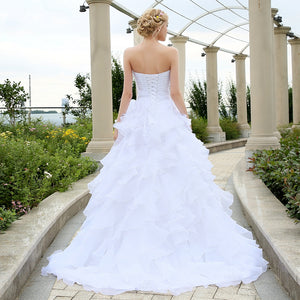 Corest Wedding Ivory White