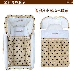 Portable Infant Cradle  Bed