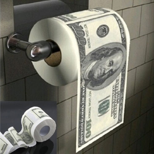 Bill Toilet Paper Roll