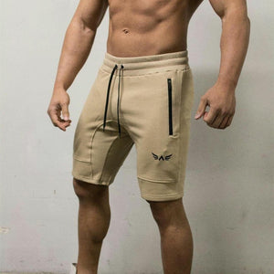 Cotton Gym Workout Shorts