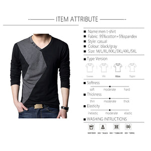 Mens T Shirts Fashion Streetwear