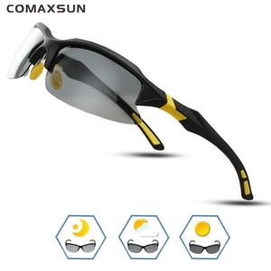 Polarized Cycling Glasses