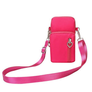 Women Cross Body Mobile Phone Shoulder Bag