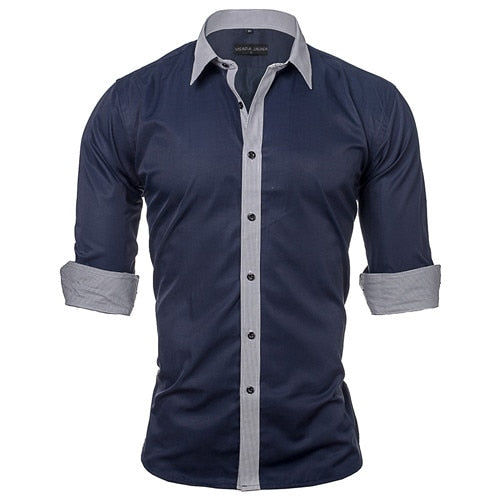 Europe Size Men's Shirts