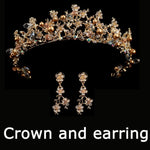 Wedding Crown Queen Bridal Tiaras