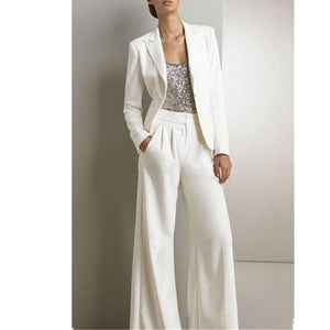 New Formal Woman Custom Made Pant Suit