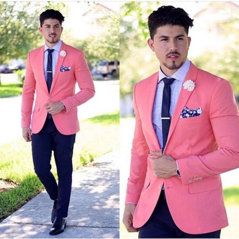 Pink Formal Tuxedos