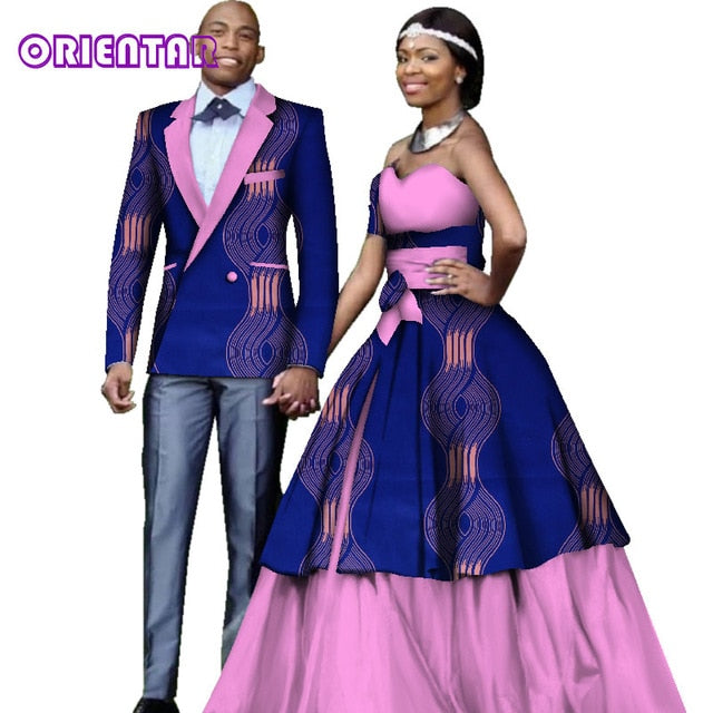 African Clothes for Couples