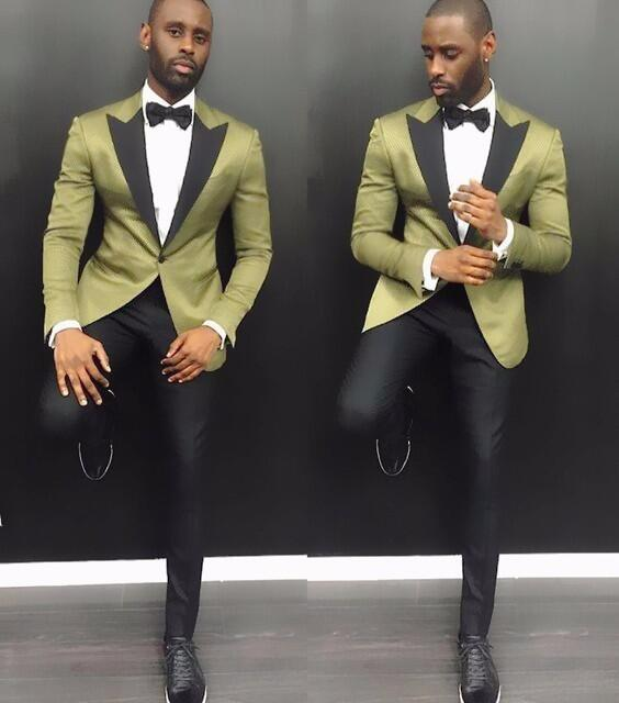 Stylish Young Men Suits
