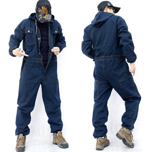 New men's overalls jumpsuit