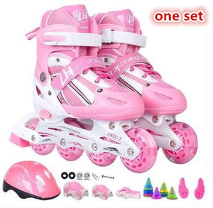 Kid's and Adult Roller Skates