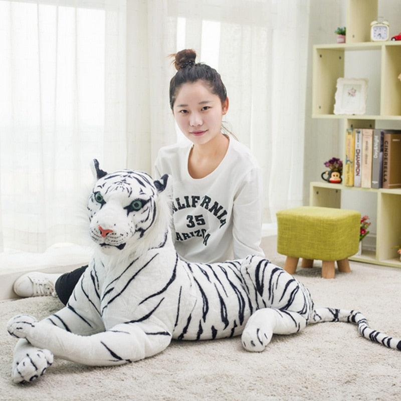 Cute White 30/40/45/57/72/82CM Tigers