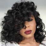 Peruvian Loose Wave Curly Wig