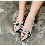 1 Pair dragonfly Rhinestone Crystal for High Heels Shoes