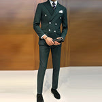 Business Slim Men Suit