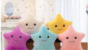Glowing Pillow Shone Toys For Children