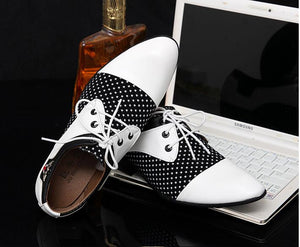 Oxford Brand Man Wedding  Shoes