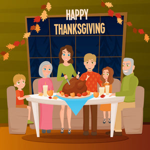 Make Your Kids A Part Of The Traditional Thanksgiving Day