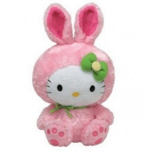 Super Toy Tuesday: Hello Kitty Beanie Baby in Pink Bunny Suit