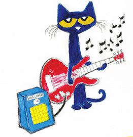 Pete The Cat Who Never Loses His Cool