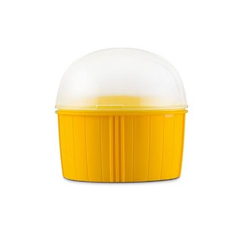 Zap Chef POPPIN' CORN POPCORN MAKER, YELLOW