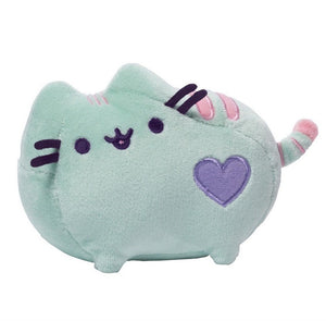 """Gund Pusheen Pastel Green Plush 6"""""""