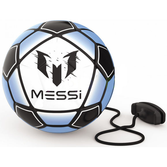 Messi Pro Training Ball  Size 3 (Blue/White)