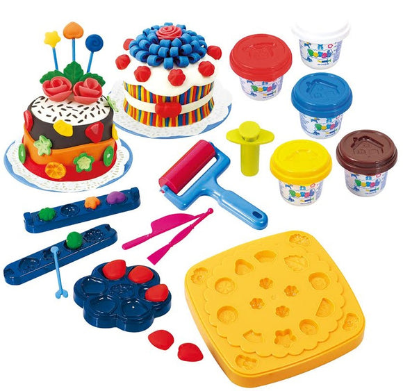 Playgo Little Cake Dough Set