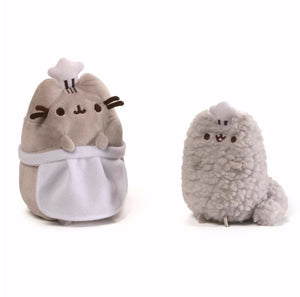 Gund Pusheen and Stormy Baking Collectible Set #1