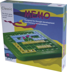 Kodkod ''Memo'' 28 Piece Family Game -Affordable Gift for your Little One! Item #LMID-9716