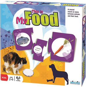 Kodkod ''This Is My Food'' Fun, Educational Game