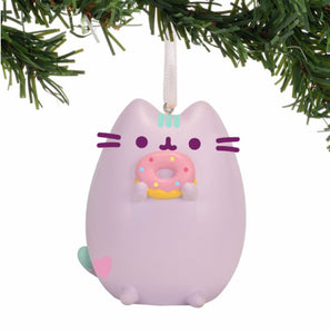 Gund Pusheen Pastel Purple Ornament 2.5""
