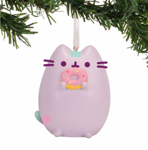 Gund Pusheen Pastel Purple Ornament 2.5