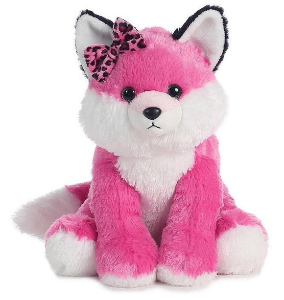 Aurora GIRLZ NATION PINK FOX w Bow