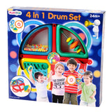 Playgo 4-in-1 Drum Set