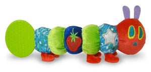Kids Preferred The World of Eric Carle: The Very Hungry Caterpillar Teether Rattle