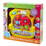 MUSICAL BABY ACTION CENTRE CRIB TOY