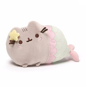 "Gund Pusheen Cat 12"" MERMAID"