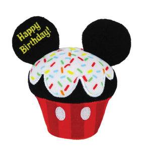 Kids Preferred Jingle Birthday Cupcakes MICKEY MOUSE