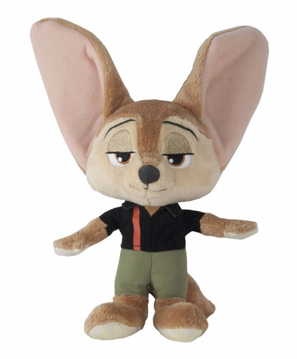 Zootopia Small Plush Finnick