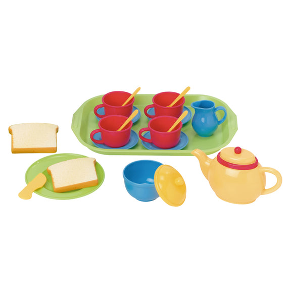 MY TEA SET 20 PIECE WITH SERVING TRAY