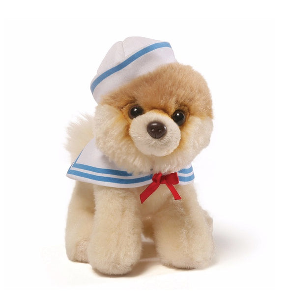 Gund ITTY BITTY BOO SAILOR #037