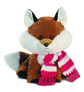 "Aurora World Fancy the Fox Small 8"" Plush"