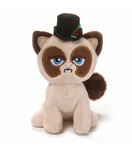 Gund Grumpy Cat Box O Grump Grumpy Carols